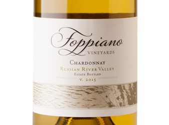 2015 Foppiano Estate Chardonnay