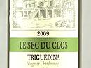 2009 Jean-Luc Baldès Clos Triguedina