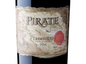 2014 La Sirena Pirate TreasuRed