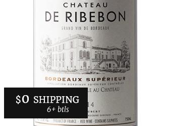 2014 Château de Ribebon