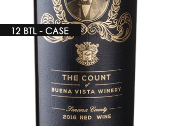 2016 Buena Vista The Count 12btl Case