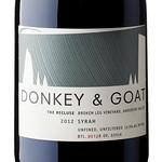 2012 Donkey & Goat The Recluse Syrah