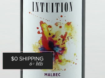 2013 Intuition Malbec