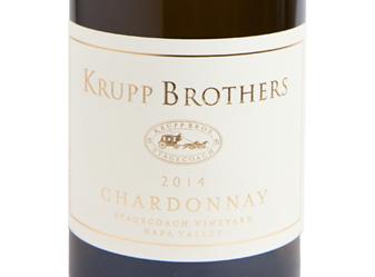 2014 Krupp Brothers Chardonnay