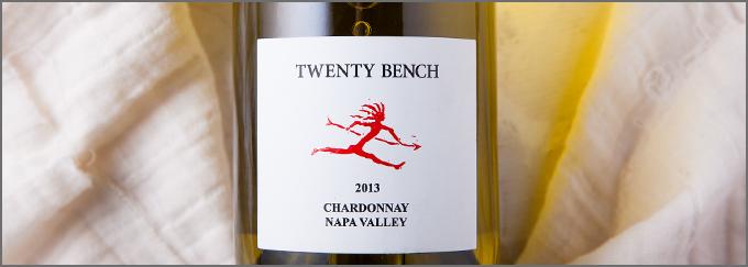 2013 Twenty Bench Chardonnay