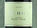 2010 Schug Carneros Estate Pinot