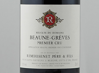 2011 Remoissenet Beaune Greves