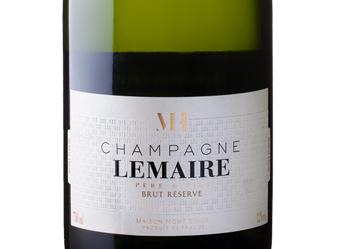 Mont d' Hor Brut Reserve Champagne