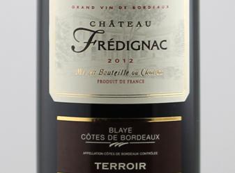 2012 Château Frédignac Cuvée Terroir