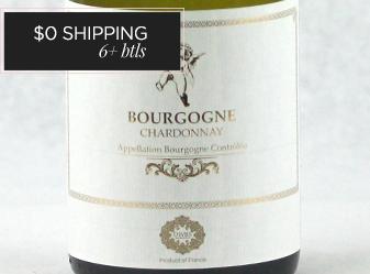 2014 Michel Goubard Bourgogne Blanc