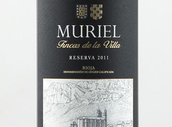 2011 Muriel Rioja Reserva