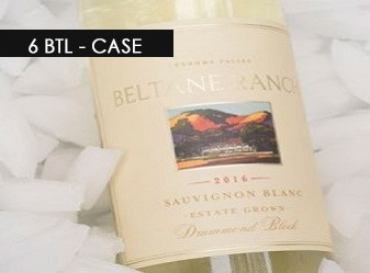 2016 Beltane Ranch Sauv Blanc 6btl Cs