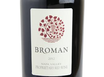 2012 Broman Proprietary Red