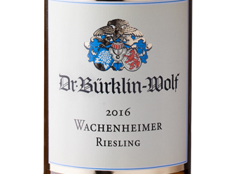 2016 Dr. Burklin-Wolf Riesling