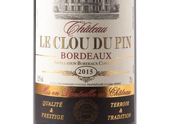 2015 Château Le Clou du Pin
