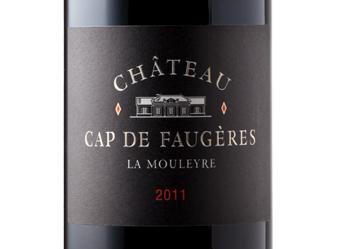 2011 Cap de Faugeres La Mouleyre'