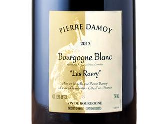 2013 Pierre Damoy Bourgogne Blanc