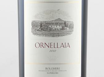 2012 Ornellaia Super Tuscan Magnum