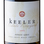 2015 Keeler Estate Pinot Gris