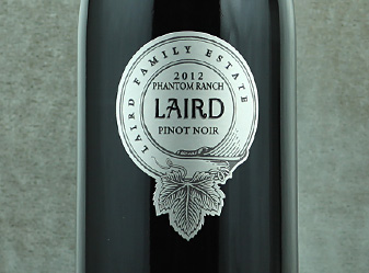 2012 Laird Phantom Ranch Pinot Noir