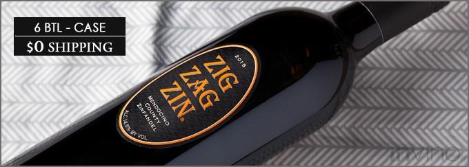 2015 Zig Zag Zin (6-btl Case)