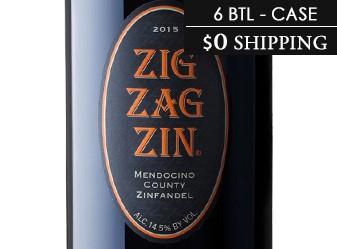 2015 Zig Zag Zin ½ Case