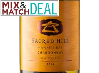 2014 Sacred Hill Chardonnay