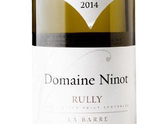2014 Domaine Ninot Rully Blanc