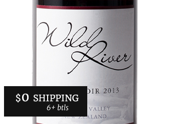 2013 Wild River Pinot Noir