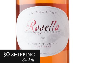 2016 Laurel Glen Rosella Rosé