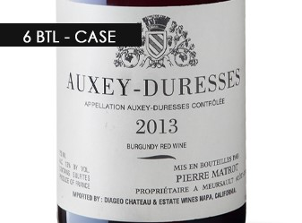 2013 P. Matrot Auxey-Duresses ½ Case