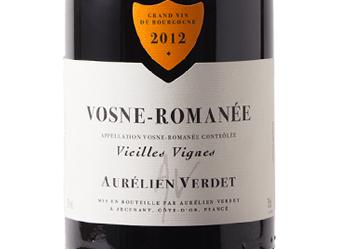 2012 Verdet Vosne-Romanee