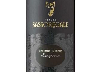 2016 Sassoregale Toscana
