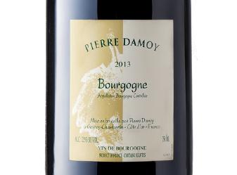 2013 P. Damoy Bourgogne Rouge