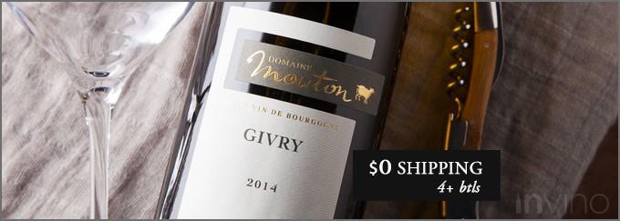 2014 Domaine Mouton Givry Blanc