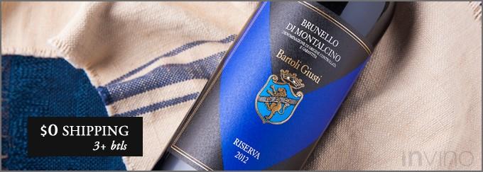 2012 Bartoli Giusti Riserva Brunello
