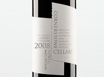 2008 Cornerstone Cabernet Sauvignon