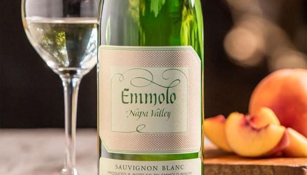 2017 Emmolo Sauvignon Blanc