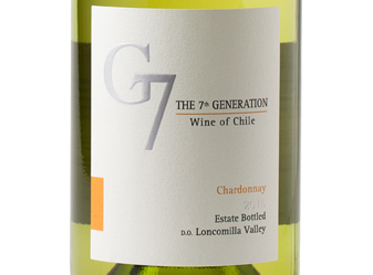 2016 G7 Chardonnay