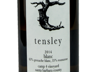 2014 Tensley Blanc