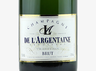 de L'Argentaine Brut Tradition