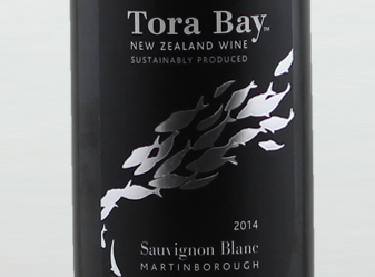 2014 Tora Bay Black Label Sauv Blanc