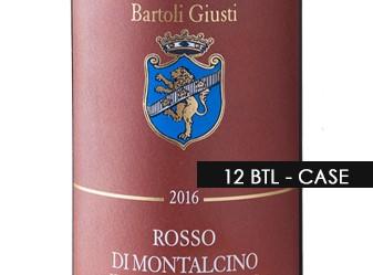 2016 Bartoli Giusti Rosso Case