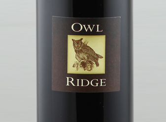 2013 Owl Ridge Old Vine Zinfandel