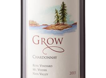2015 Grow Ruhl Vineyard Chardonnay