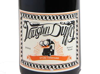 2014 Vaughn Duffy Pinot Noir