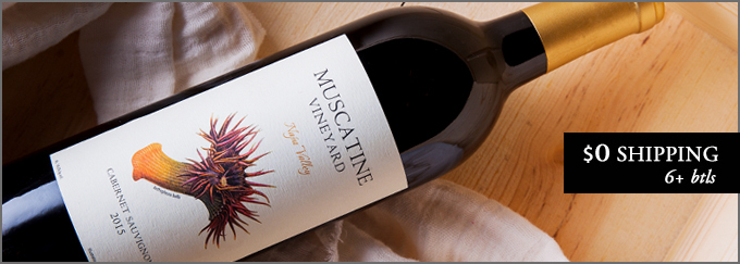 2015 Muscatine Cabernet Sauvignon