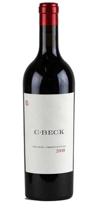 2008 C-Beck Cabernet Sauvignon