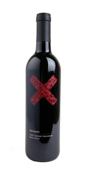 2006 X Winery Cabernet Sauvignon