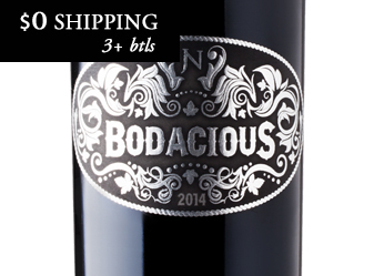 2014 Bodacious Red Blend